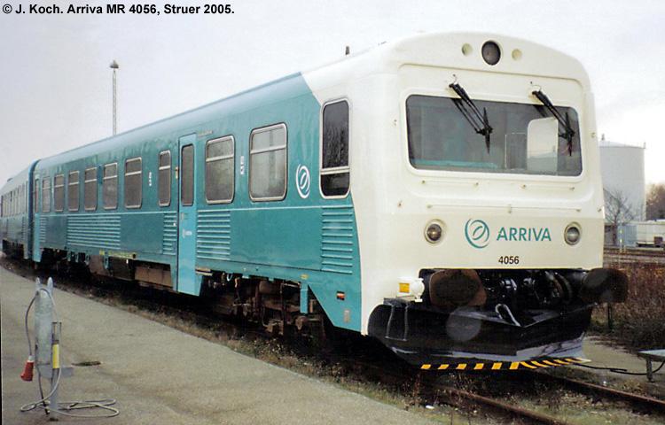 ARRIVA MR 4056