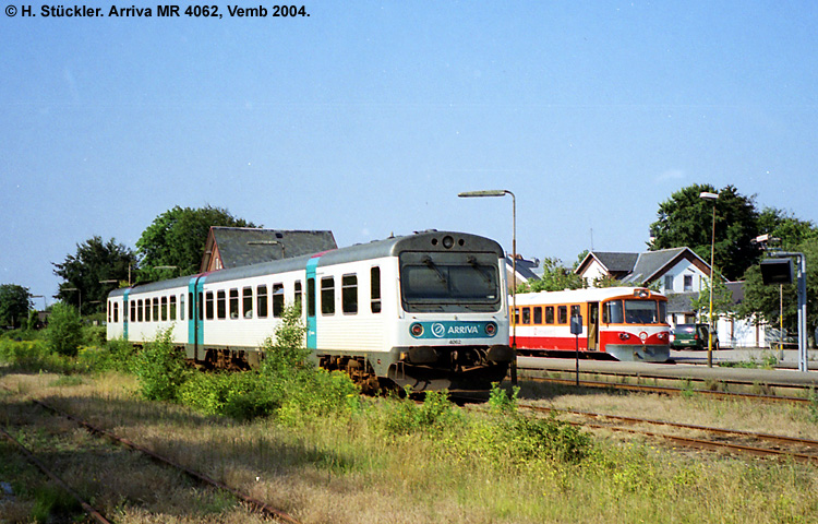 ARRIVA MR 4062