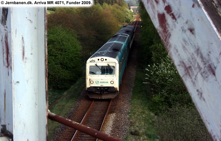 ARRIVA MR 4071