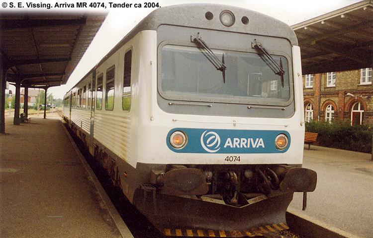 ARRIVA MR 4074