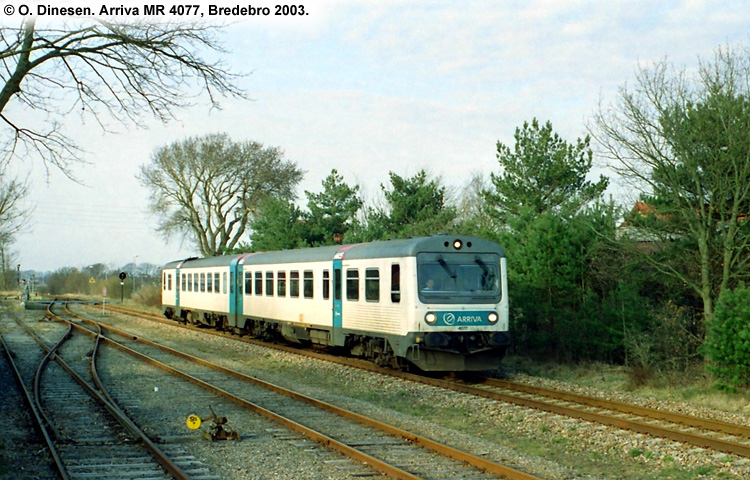 AR MR 4077