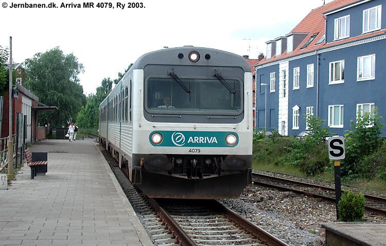 ARRIVA MR 4079