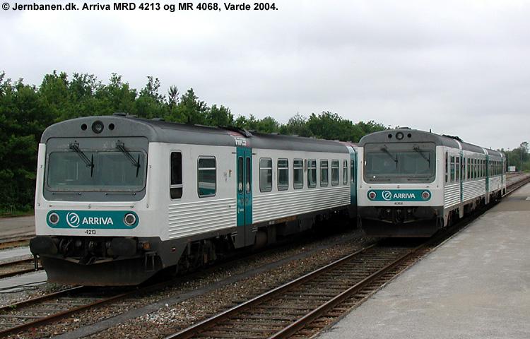 ARRIVA MR 4013