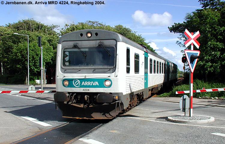 ARRIVA MR 4024