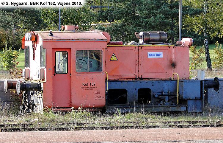 BBR Köf 152