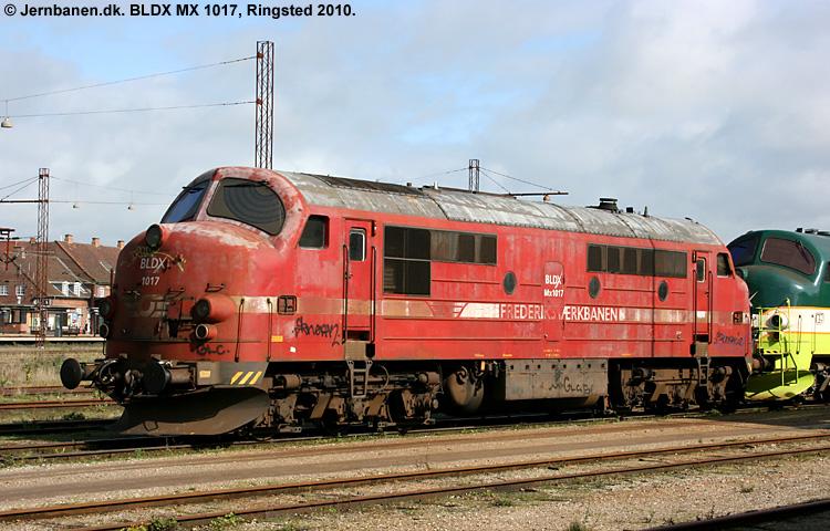 BLDX MX 1017