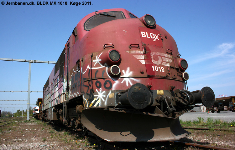 BLDX MX 1018