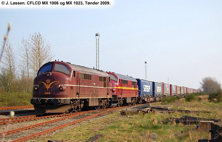 CFLCD MX 1006