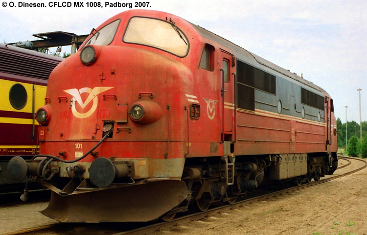CFLCD MX 1008