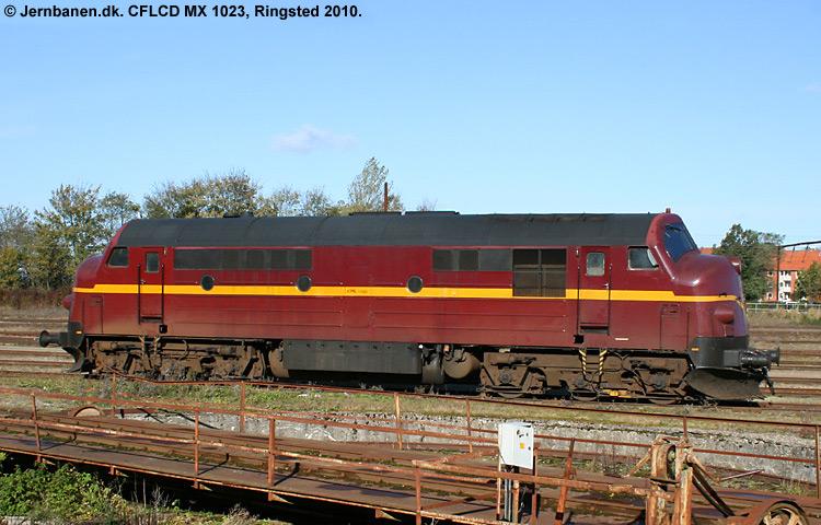 CFLCD MX 1023
