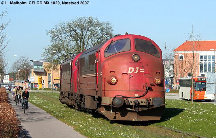CFLCD MX 1029