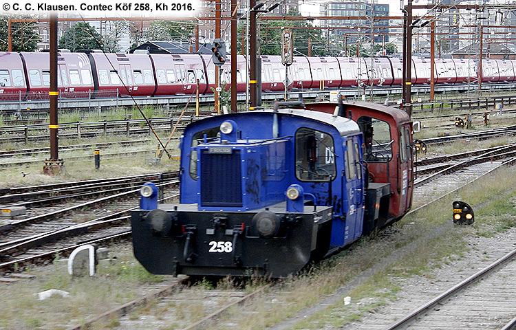 Contec Köf 258