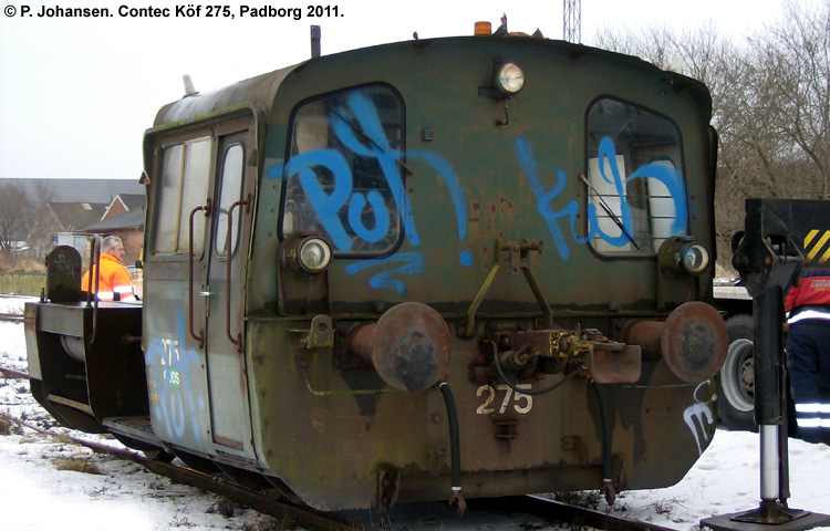 Contec Köf 275