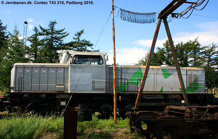 Contec T43 215