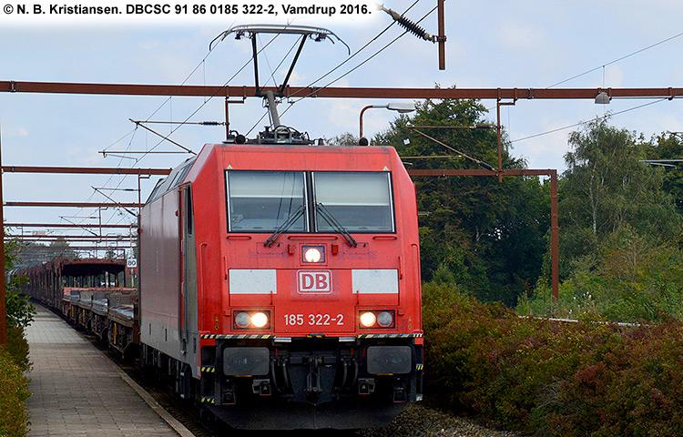 DBCSC  185 322