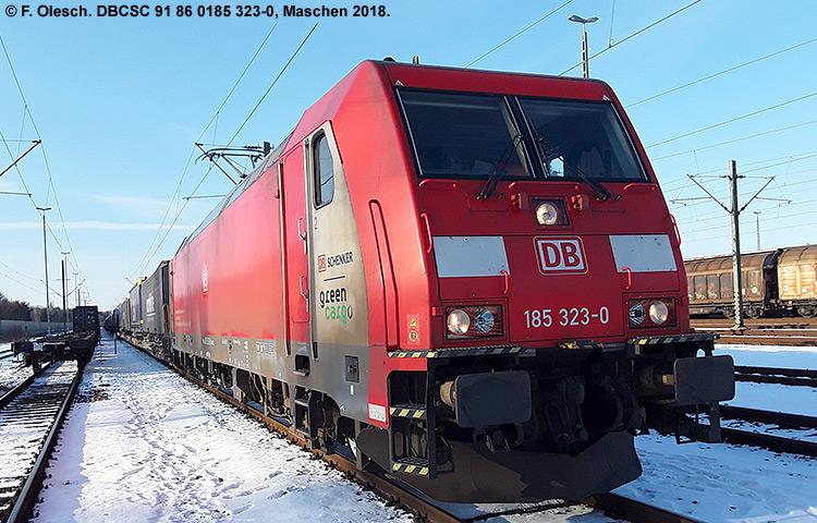 DBCSC  185 323