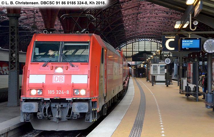 DBCSC  185 324
