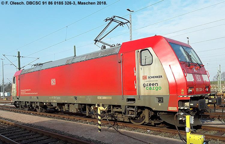 DBCSC  185 326