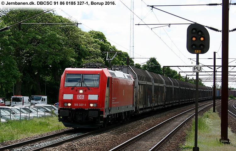 DBCSC  185 327