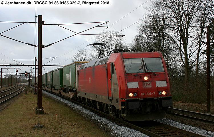 DBCSC  185 329