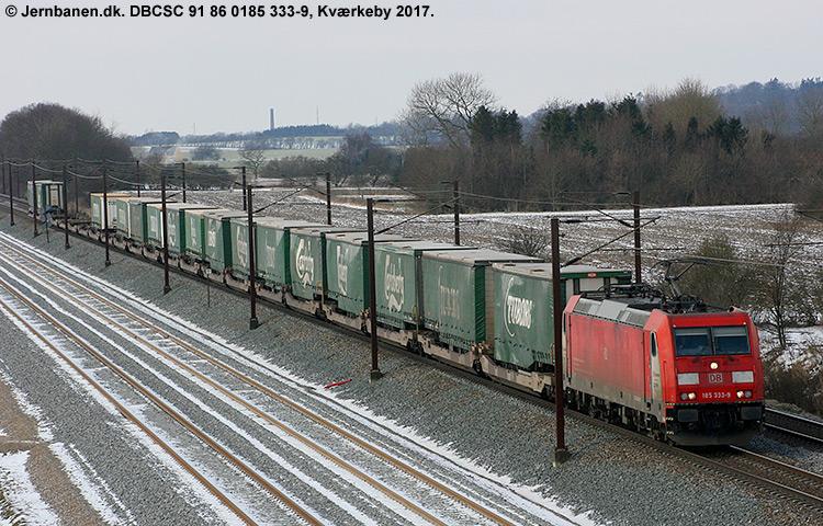 DBCSC  185 333