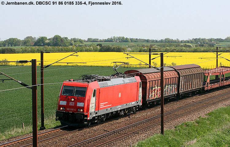 DBCSC  185 335