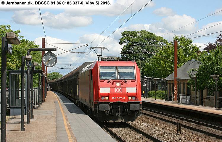 DBCSC  185 337