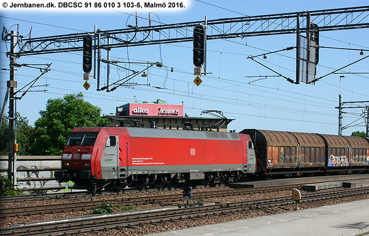 DBCSC EG 3103
