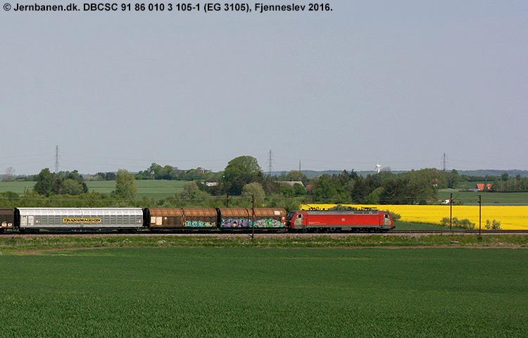 DBCSC EG 3105