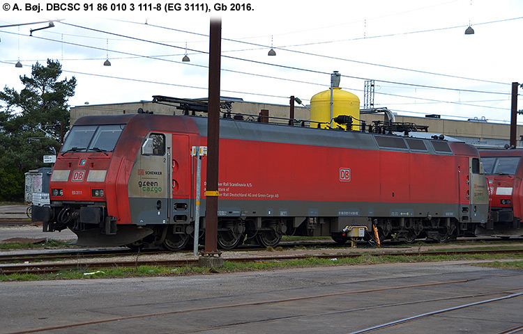 DBCSC EG 3111