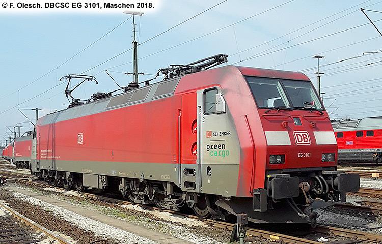 DBCSC EG 3101