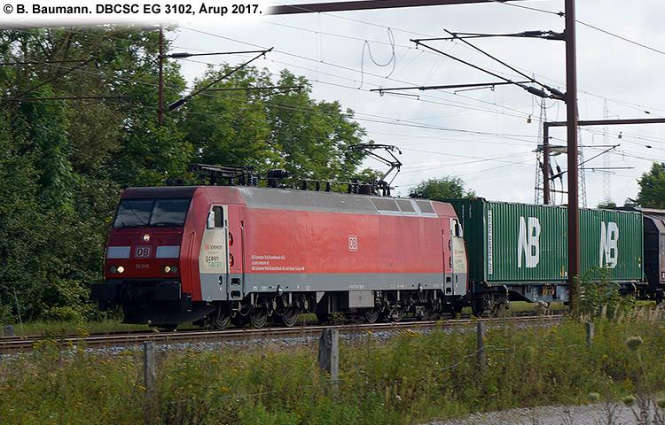 DBCSC EG 3102