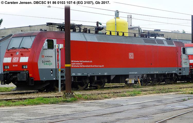 DBCSC EG 3107