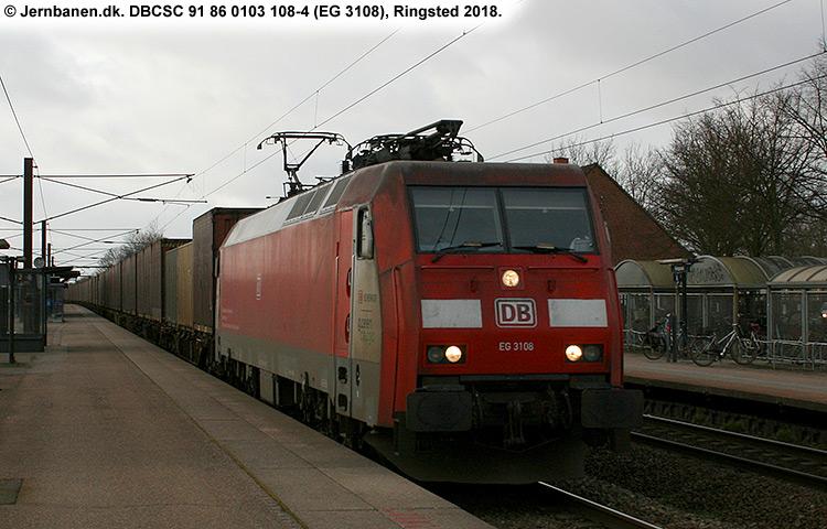 DBCSC EG 3108