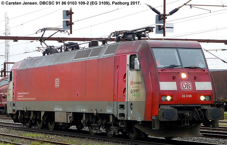 DBCSC EG 3109