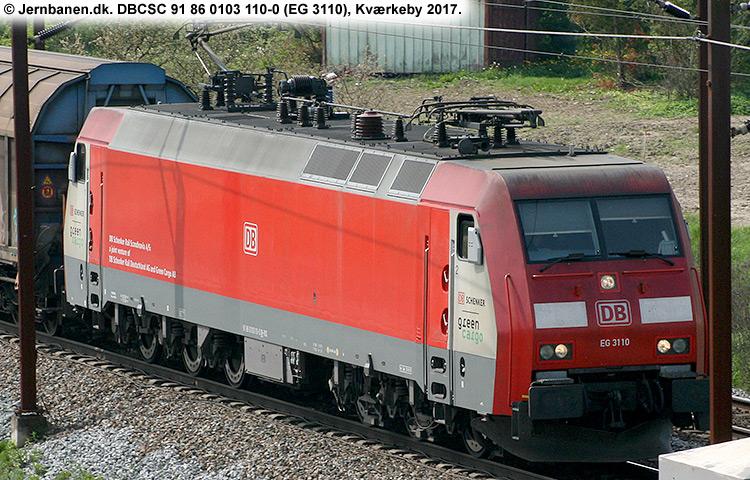 DBCSC EG 3110
