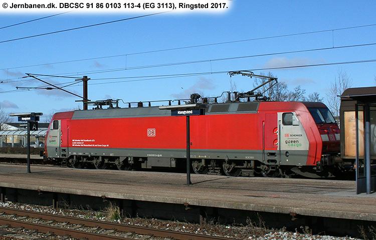 DBCSC EG 3113