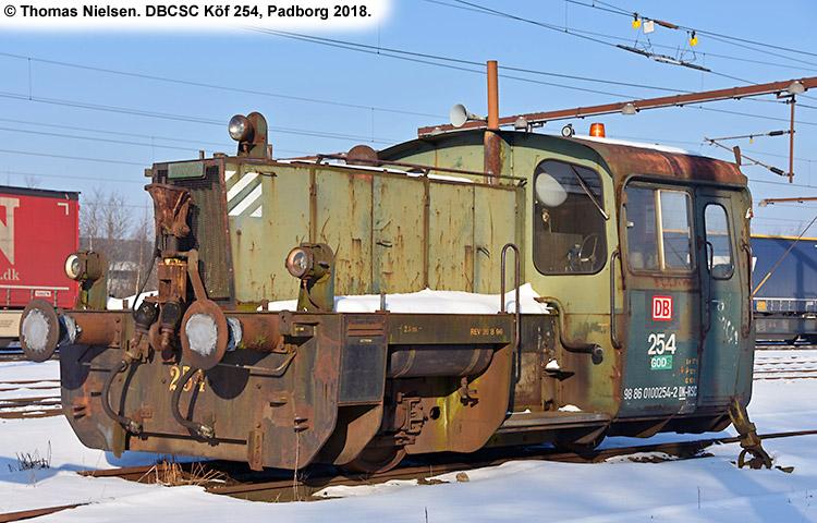 DBCSC Traktor 254