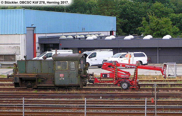 DBCSC Traktor 278
