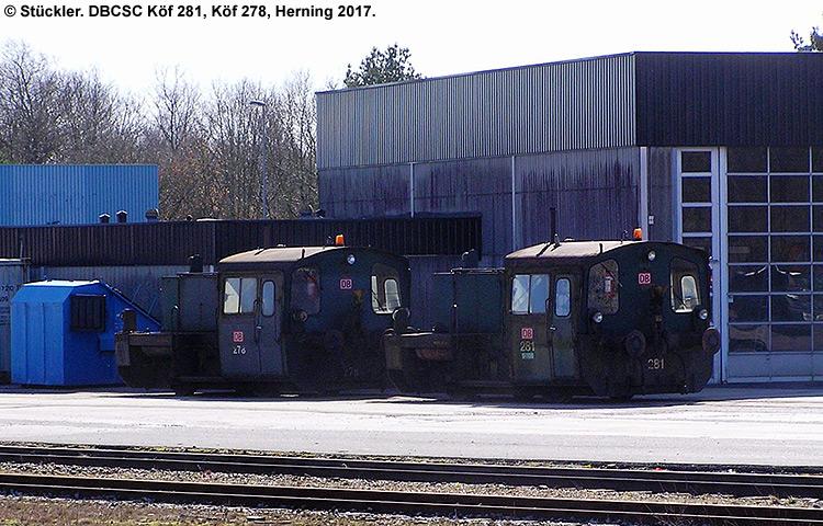 DBCSC Traktor 281