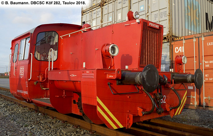 DBCSC Traktor 282