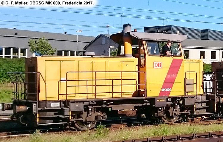 DBCSC MK 609