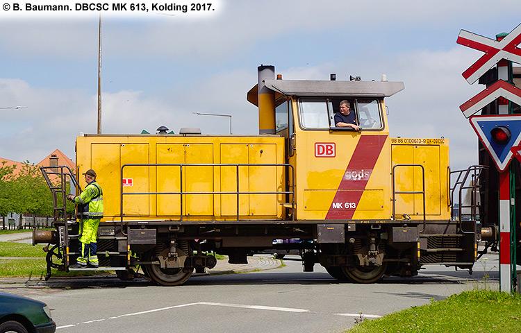 DBCSC MK 613