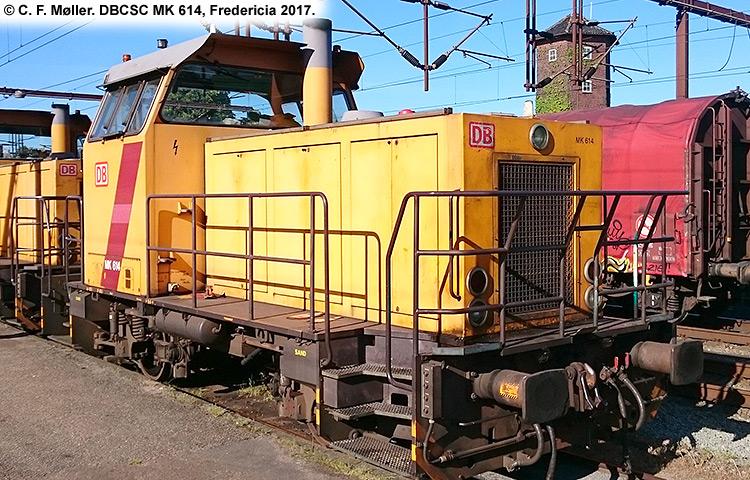 DBCSC MK 614