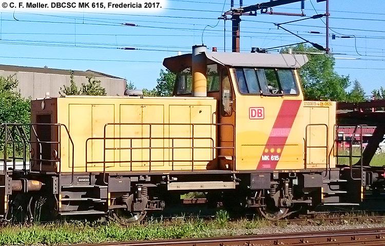 DBCSC MK 615