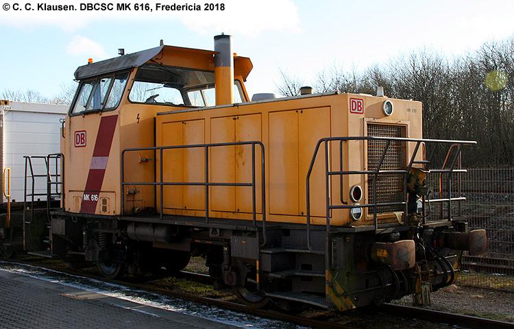 DBCSC MK 616
