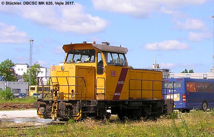 DBCSC MK 620