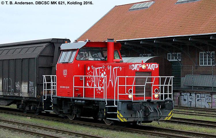 DBCSC MK 621