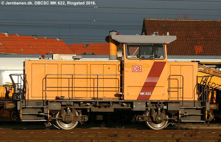 DBCSC MK 622