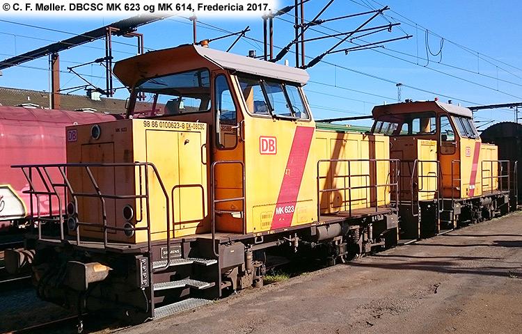 DBCSC MK 623